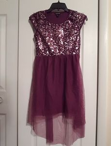 George Girls Sequined Dress